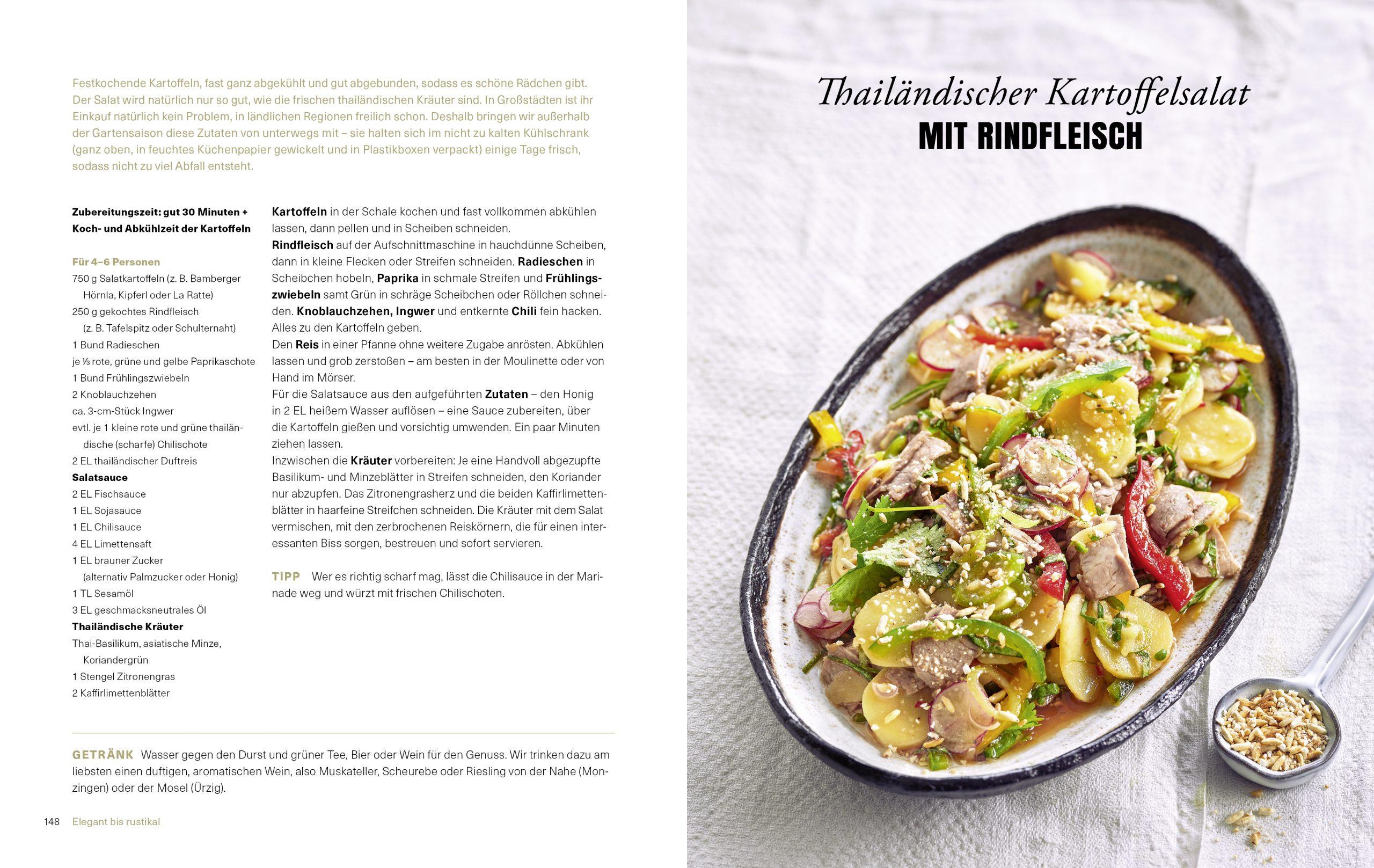 Martina Und Moritz Kartoffelsalat Rezept